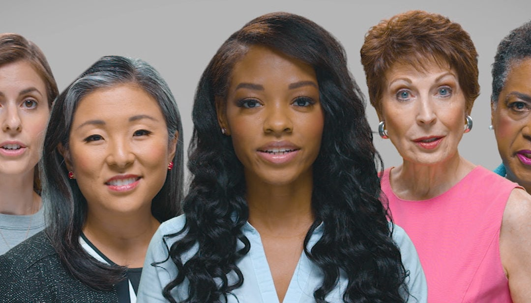 Getting Out the Vote: Inspiring Women with Vision 2020